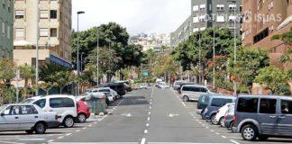 Calle Gilberto Cayol López, Santa Cruz de Tenerife. Trino Garriga. NOTICIAS 8 ISLAS.
