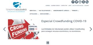 Campaña de crowdfunding. Cedida. NOTICIAS 8 ISLAS.