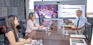 Consejo de Gobierno en S/C. de Tenerife. Cedida. NOTICIAS 8 ISLAS.