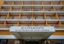 Oficinas Ayuntamiento Las Palmas. Cedida. NOTICIAS 8 ISLAS.
