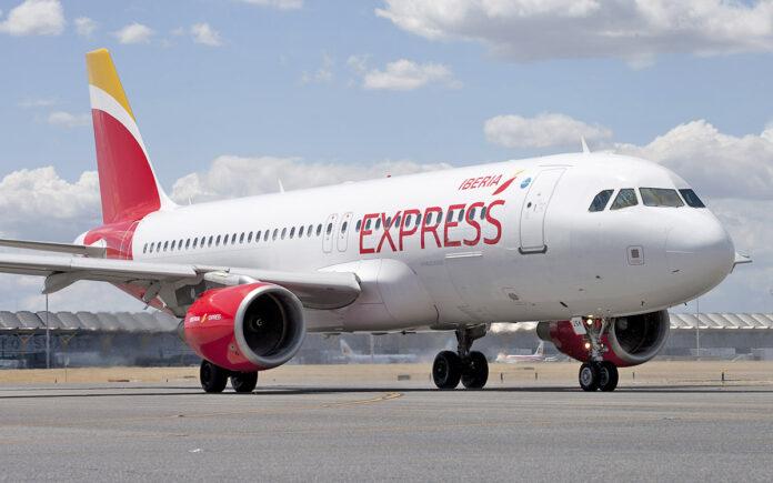 IBERIA Express, Cedida. NOTICIAS 8 ISLAS.