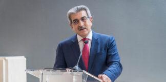 Román Rodríguez, vicepresidente del Gobierno de Canarias y consejero de Hacienda, Presupuestos y Asuntos Europeos. Cedida. NOTICIAS 8 ISLAS.