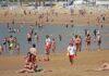 Playa de Las Teresitas, S/C. de Tenerife. Trino Garriga. NOTICIAS 8 ISLAS.