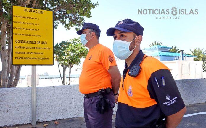 Protección Civil de Santa Cruz de Tenerife. Trino Garriga. NOTICIAS 8 ISLAS.