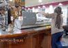 Preparando la apertura de la Cafetería Aurora, S/C. de Tenerife. Trino Garriga. NOTICIAS 8 ISLAS.