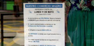 El comercio se prepara par el día 11. Trino Garriga. NOTICIAS 8 ISLAS.