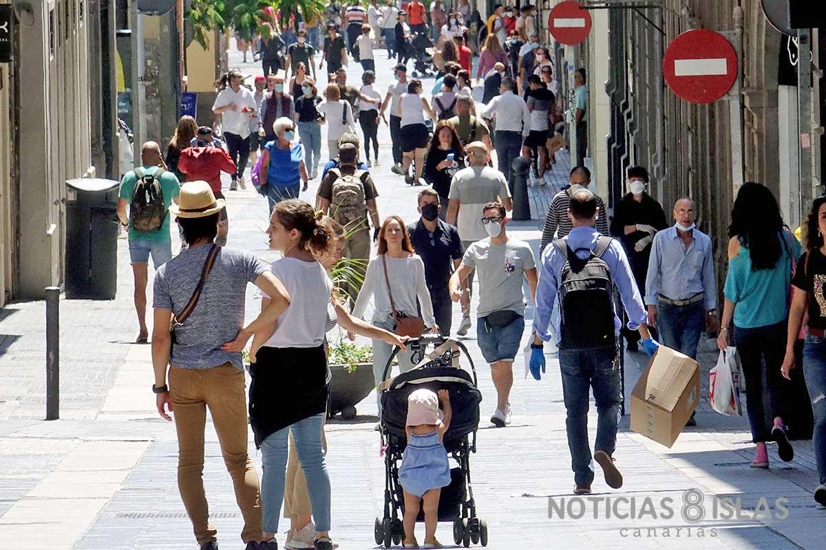 El Tribunal Supremo no autoriza el 'toque de queda' en Tenerife