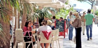 Calle San José, S/C. de Tenerife. Trino Garriga. NOTICIAS 8 ISLAS.