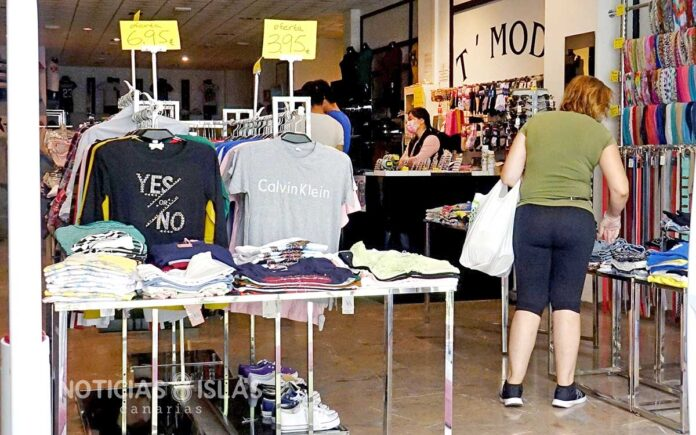 Comercio, Rambla de Pulido, S/C. de Tenerife. Trino Garriga. NOTICIAS 8 ISLAS.