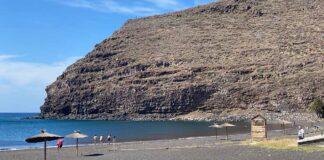Playa San Sebastián de La Gomera. Cedida. NOTICIAS 8 ISLAS.