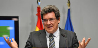 José Luis Escrivá, ministro de Inclusión, Seguridad Social y Migraciones./ EFE - Moncloa.