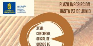 Concurso Oficial de Quesos de Gran Canaria 2020./ Cedida.