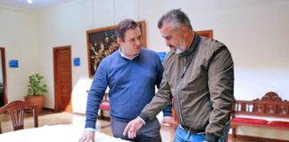 José Julián Mena y Luis García. Cedida. NOTICIAS 8 ISLAS.