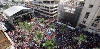 Carnaval de Día 2018, S/C. de Tenerife./ Cedida.