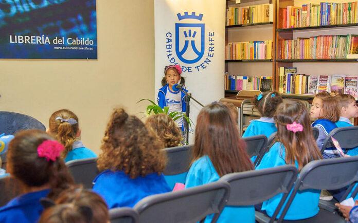 Pasada edición del Maratón de Poesía en la Librería del Cabildo. Cedida. NOTICIAS 8 ISLAS.