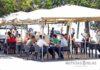 Cafeteria, Plaza Candelaria, S/C. de Tenerife. Trino Garriga. NOTICIAS 8 ISLAS.