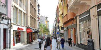 Calle Castillo, S/C. de Tenerife./ Trino Garriga.