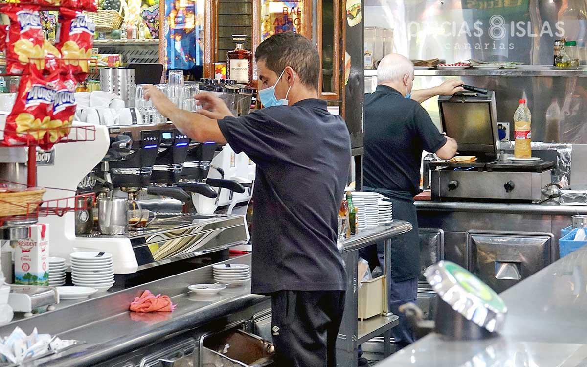 Santa Cruz declara su apoyo al sector de la hostelería y la restauración