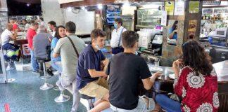 Bar Cafetería Imperial, S/C. de Tenerife. Trino Garriga. NOTICIAS 8 ISLAS.