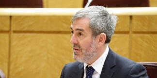 Fernando Clavijo, Senador de CC. Cedida. NOTICIAS 8 ISLAS.