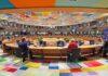 Reunión del Consejo Europeo./ Pool Consejo Europeo.