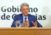 Julio Pérez, portavoz del Gobierno de Canarias. Cedida. NOTICIAS 8 ISLAS.