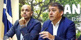 Alfonso Cabello, concejal nacionalista. Cedida. NOTICIAS 8 ISLAS.