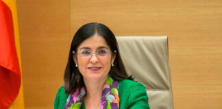 Carolina Darias, ministra de Política Territorial y Función Pública. Cedida. NOTICIAS 8 ISLAS.