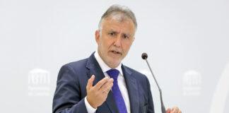 Ángel Víctor Torres, presidente de Canarias./ Cedida. NOTICIAS 8 ISLAS.