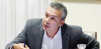 Dámaso Arteaga, concejal nacionalista. Cedida. NOTICIAS 8 ISLAS.