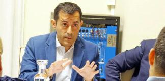 Juan José Martínez, portavoz grupo CC-PNC. Cedida. NOTICIAS 8 ISLAS.