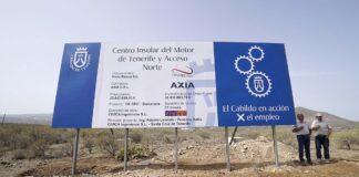 Futuro Circuito del Motor de Tenerife. ©Manuel Expósito. NOTICIAS 8 ISLAS.