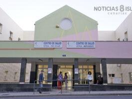 Centro de Salud de Ofra. ©Manuel Expósito. NOTICIAS 8 ISLAS.