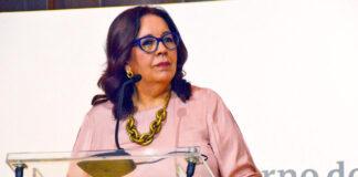 Manuela de Armas, consejera de Educación. Cedida. NOTICIAS 8 ISLAS.