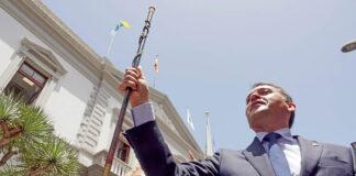 José Manuel Bermúdez nuevo alcalde de Santa Cruz de Tenerife. Trino Garriga. NOTICIAS 8 ISLAS.