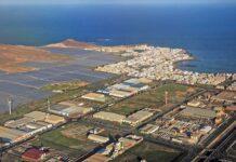 Arinaga, poligono industrial, Gran Canaria. Cedida. NOTICIAS 8 ISLAS.