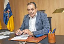 Blas Trujillo, consejero de Sanidad del Gobierno de Canarias./ Cedida.