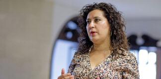 Carmen Luz Baso, consejera de Empleo, Desarrollo Socioeconómico y Acción Exterior./ Cedida.