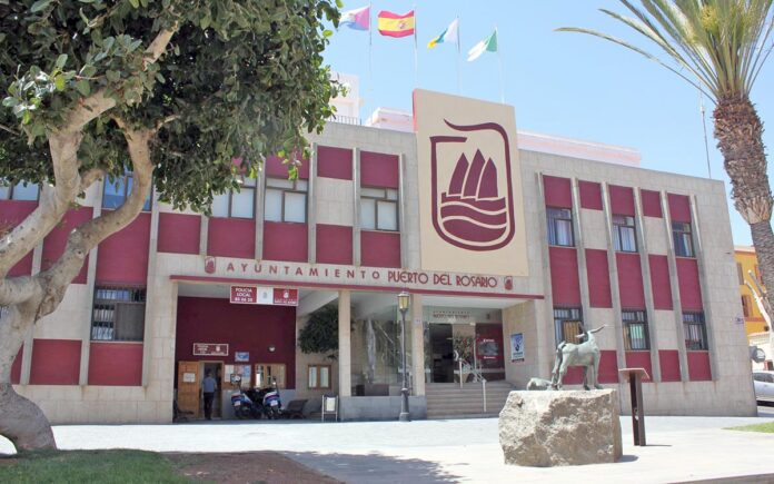Ayuntamiento de Puerto del Rosario, Lanzarote./ Cedida.