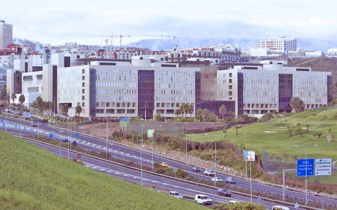Hospital Universitario de Gran Canaria Doctor Negrín./ Cedida.