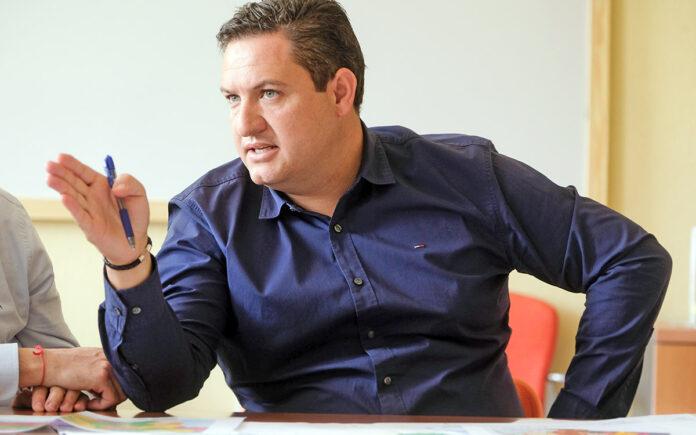 José Julián Mena, alcalde de Arona y actual responsable municipal de Urbanismo./ Cedida.