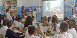 Aula de secundaria. ©Manuel Expósito. NOTICIAS 8 ISLAS.