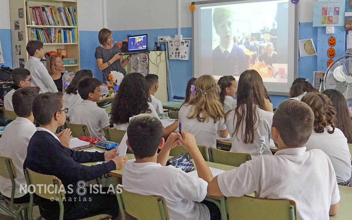 ANPE Canarias reclama información sobre la campaña de vacunación del profesorado
