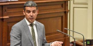 Narvay Quintero, presidente de la Agrupación Herreña Independiente-CC-PNC y diputado del grupo nacionalista canario./ Cedida.