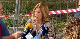 Pepa Luzardo, portavoz del PP en el Ayuntamiento de Las Palmas de Gran Canaria./ Cedida.