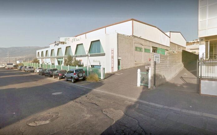 Polígono Industrial de La Campana./ Cedida.