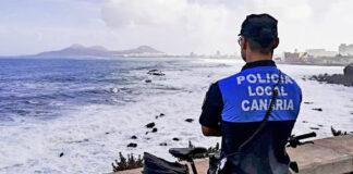 Policía Local de Las Palmas de Gran Canaria./ Cedida.