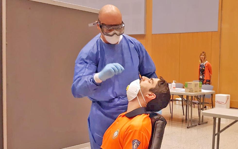 Coronavirus: hoy, 213 nuevos casos positivos por COVID-19 en Canarias