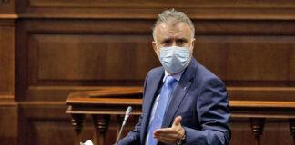 Ángel Víctor Torres, presidente del Gobierno de Canarias./ Cedida.