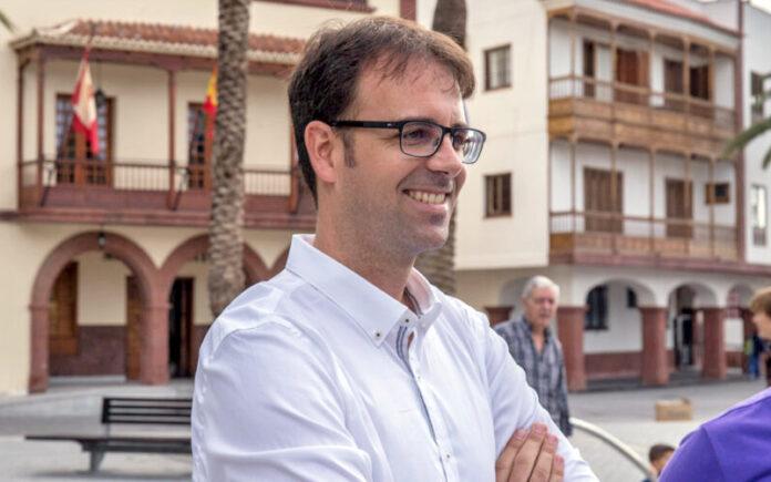 Adasat Reyes, alcalde de la Capital Colombina./ Cedida.